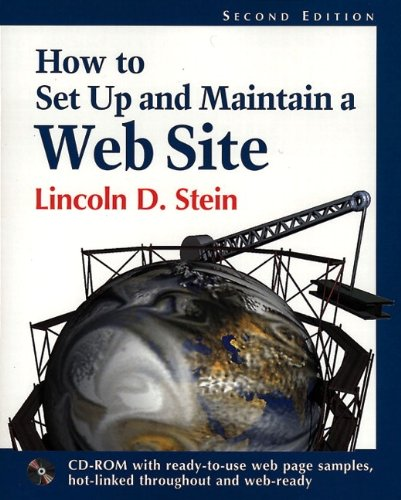 9780201634624: How to Set-Up and Maintain a Web Site (2nd Edition)