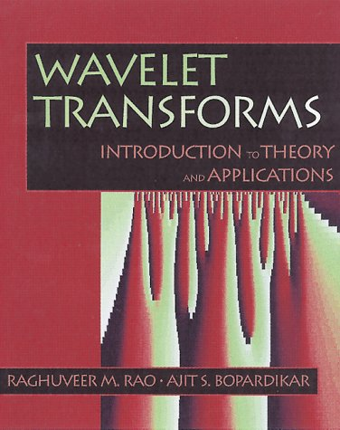 9780201634631: Wavelet Transforms: Introduction to Theory & Applications