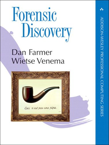 9780201634976: Forensic Discovery