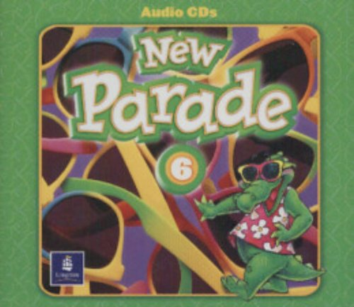 New Parade, Level 6 Audio CD