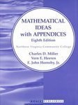 9780201636406: Mathematical Ideas With Appendices for Northern Virginia Community College