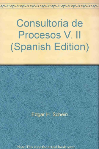 9780201644135: Consultoria de Procesos V. II
