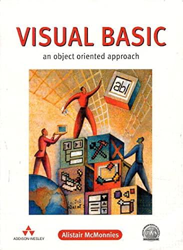 9780201648638: Visual Basic: An Object-Oriented Approach