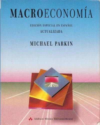 9780201653830: Macroeconomia