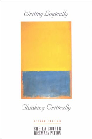 9780201655032: Writing Logically, Thinking Critically