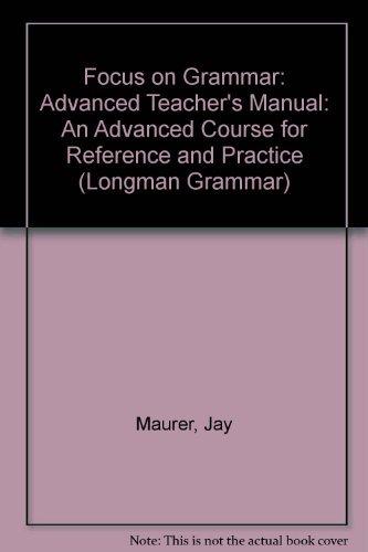 9780201656947: Teacher's Manual