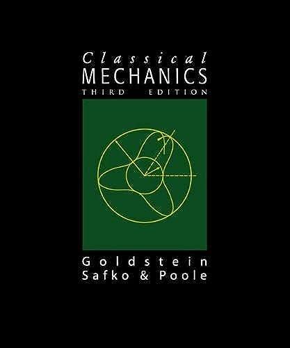 9780201657029: Classical Mechanics (3rd Edition)