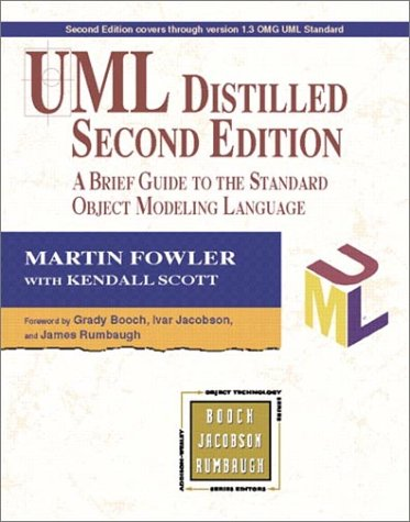 UML Distilled: A Brief Guide to the: Fowler, Martin; Scott,