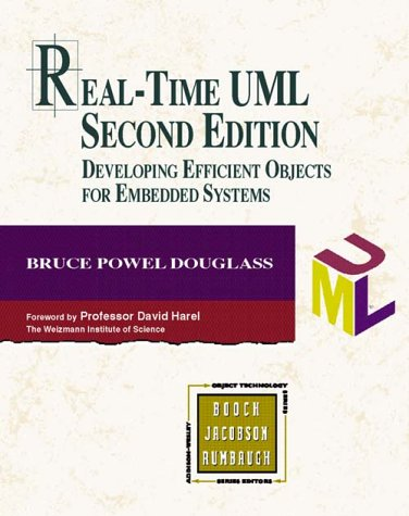 9780201657845: Real-Time UML: Developing Efficient Objects for Embedded Systems (2nd Edition)