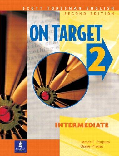 9780201664188: On Target 2, Intermediate, Scott Foresman English Audio CD
