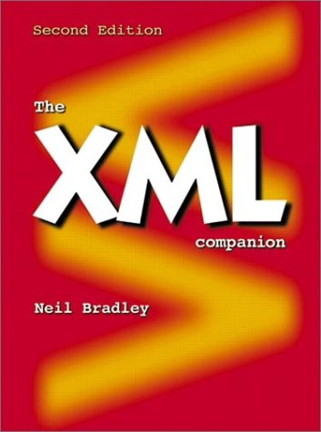 9780201674866: The XML Companion (2nd Edition)