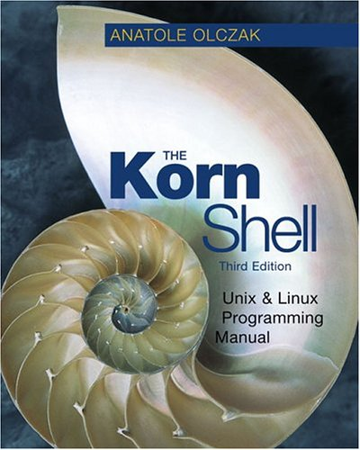 9780201675238: The Korn Shell: Unix and Linux Programming Manual (Addison-Wesley Object Technology Series)