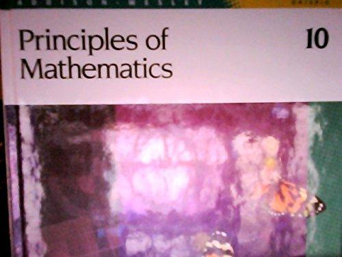 9780201684896: Principles of Mathematics : Academic Ontario Student Edition