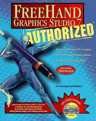 9780201688320: Freehand Graphics Studio 7 Authorized