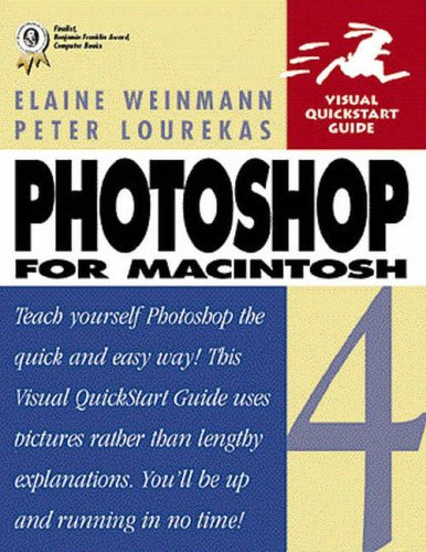 Photoshop 4 for Macintosh: Visual Quickstart Guide.