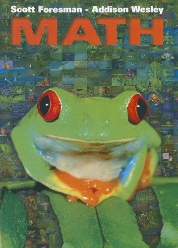 9780201690125: SFAW MATH GRADE 2 STUDENT EDITION