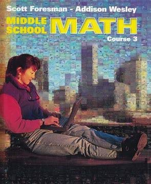 9780201690187: Middle School Math, Course 3
