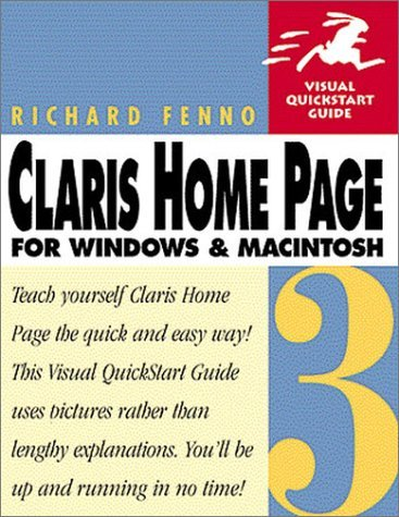 Claris Home Page for Windows & Macintosh