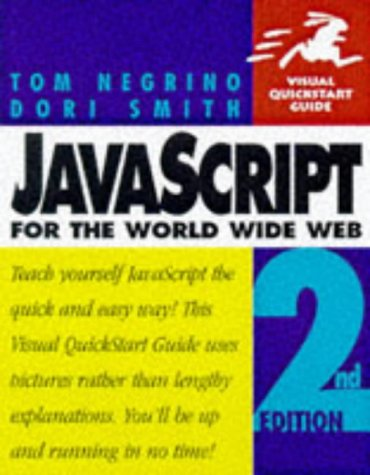 9780201696486: JavaScript for the World Wide Web, Second Edition (Visual QuickStart Guide)