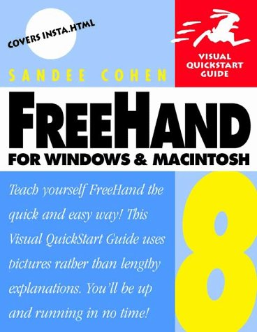 9780201696974: FreeHand 8 for Windows & Macintosh (Visual QuickStart Guide)