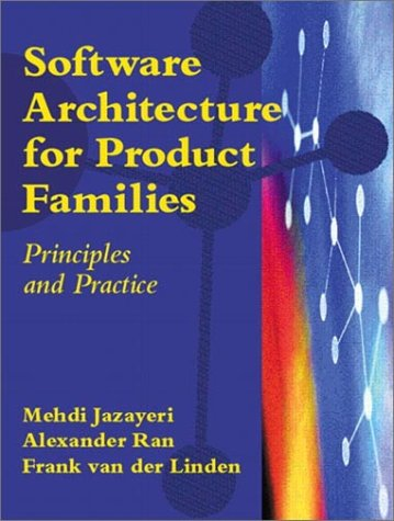 9780201699678: Software Architecture for Product Families: Principles and Practice