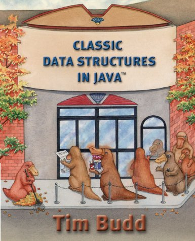Data Structures in Java : A Visual and Explorational Approach: Budd, Timothy A.