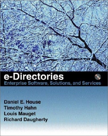 9780201700398: e-Directories: Enterprise Software, Solutions, and Services