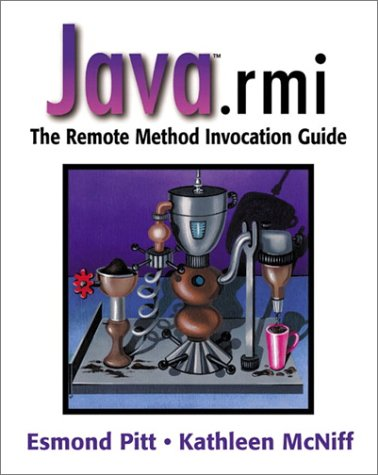 9780201700435: java(TM).rmi: The Remote Method Invocation Guide