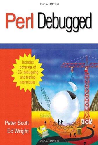 9780201700541: Perl Debugged