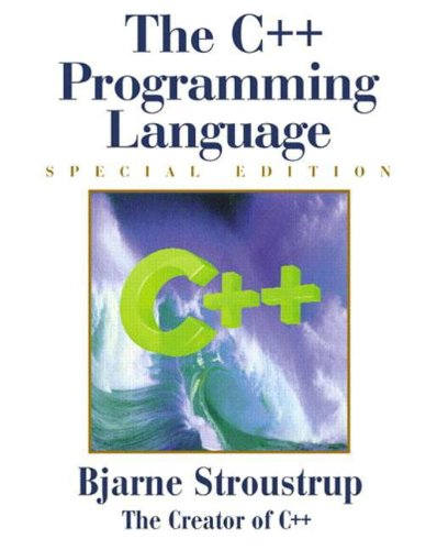 9780201700732: The C++ Programming Language: Special Edition (3rd Edition)