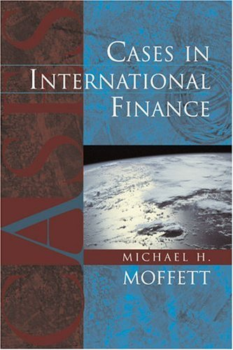 9780201700862: Cases in International Finance