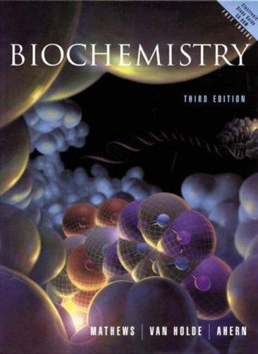9780201702354: Biochemistry
