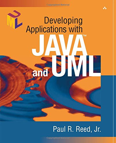 9780201702521: Developing Applications With Java and Uml