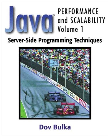 9780201704297: Server-Side Programming Techniques (Java(TM) Performance and Scalability, Volume 1)