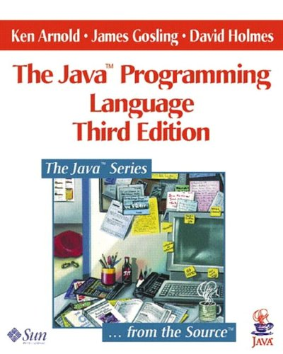 9780201704334: The Java Programming Language