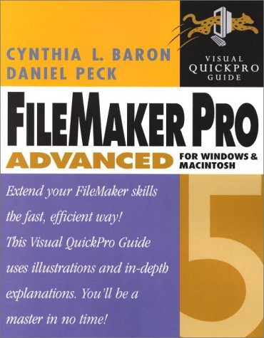 FILEMAKER PRO ADVANCED FOR WINDOWS & MACINTOSH