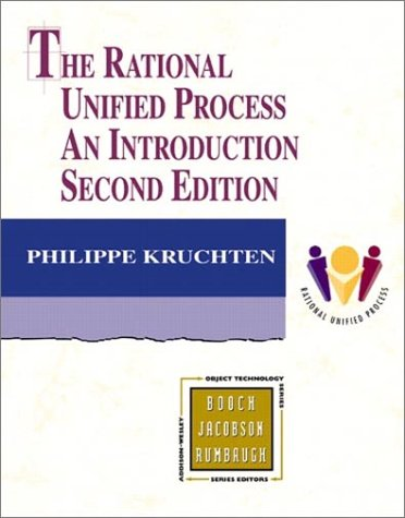 9780201707106: RATIONAL UNIFIED PROCESS: An Introduction (Object Technology Series)