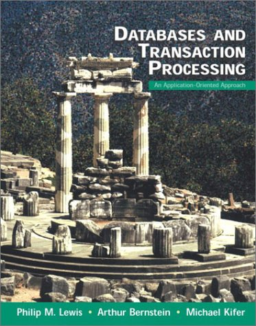 9780201708721: Database and Transaction Processing