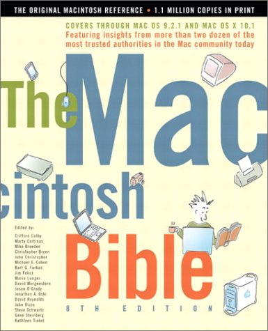 9780201708998: Macintosh Bible, The (8th Edition)