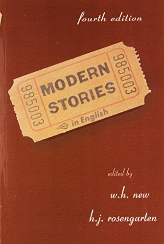 9780201709391: Modern Stories in English (4th Edition)