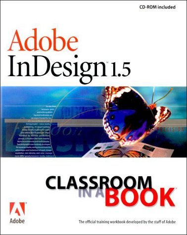 9780201710267: Adobe InDesign 1.5 Classroom in a Book