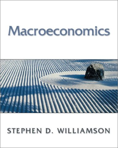 9780201710465: Macroeconomics (The Addison-Wesley series in economics)