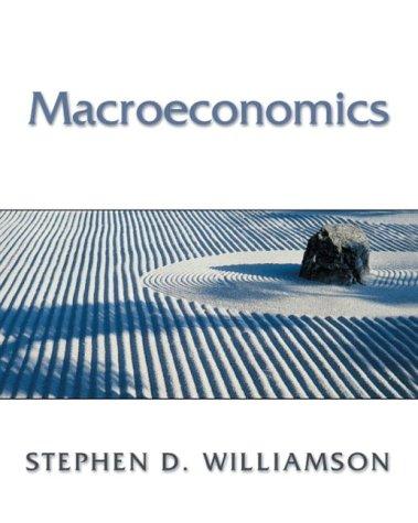 9780201710465: Macroeconomics (The Addison-Wesley series in economics)