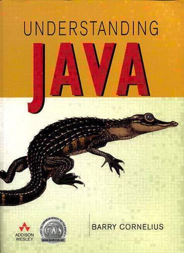 9780201711073: Understanding Java