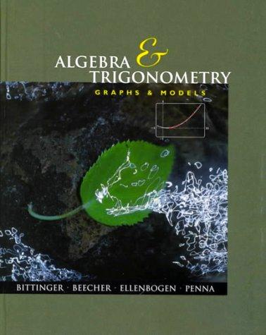 9780201712957: College Algebra
