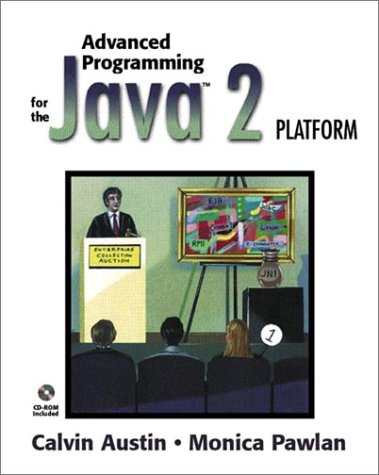 9780201715019: Advanced Programming for the Java 2 Platform