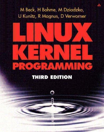 9780201719758: Linux Kernel Programming