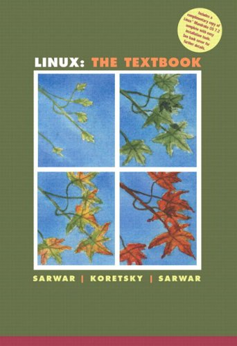9780201725957: Linux: The Textbook
