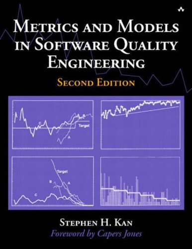 9780201729153: Metrics and Models in Software Quality Engineering
