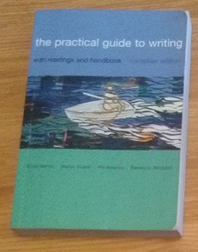 9780201729986: Practical Guide to Writing with Readings and Handbook